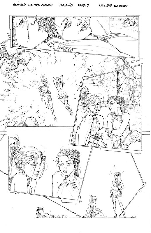 Red Hood & the Outlaws # 8 pg 7