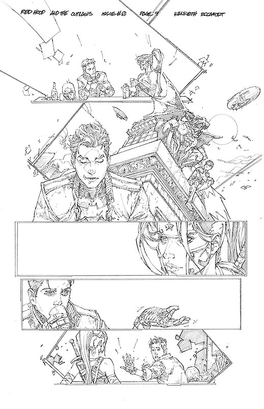Red Hood & the Outlaws # 8 pg 9