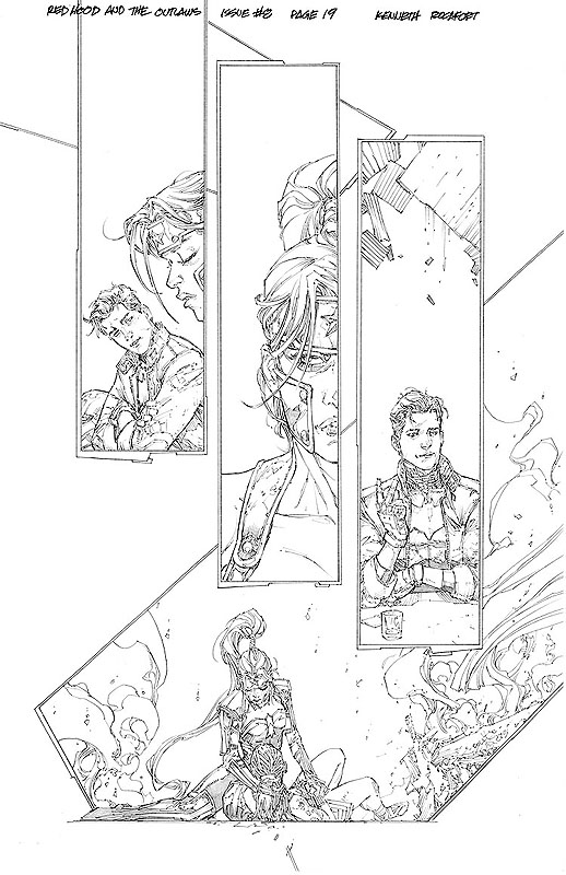 Red Hood & the Outlaws # 8 pg19