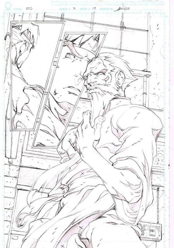 Street Fighter II # 3 pg19