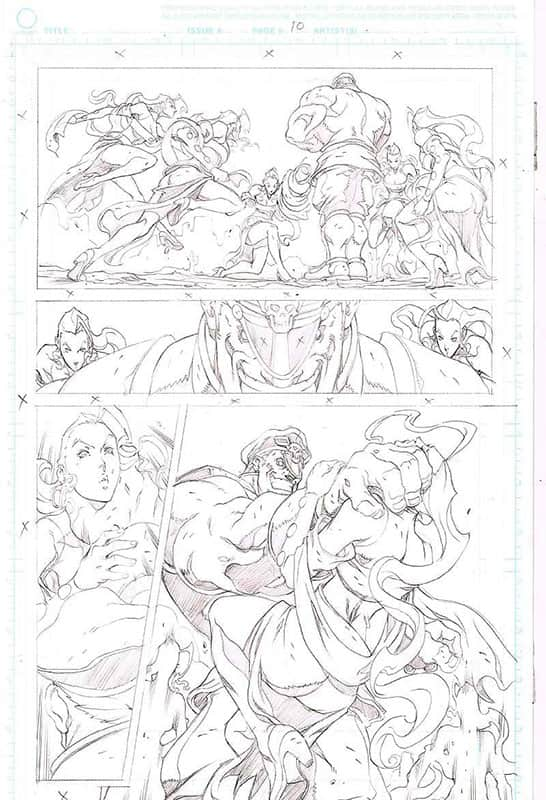 Street Fighter II # 6 pg10