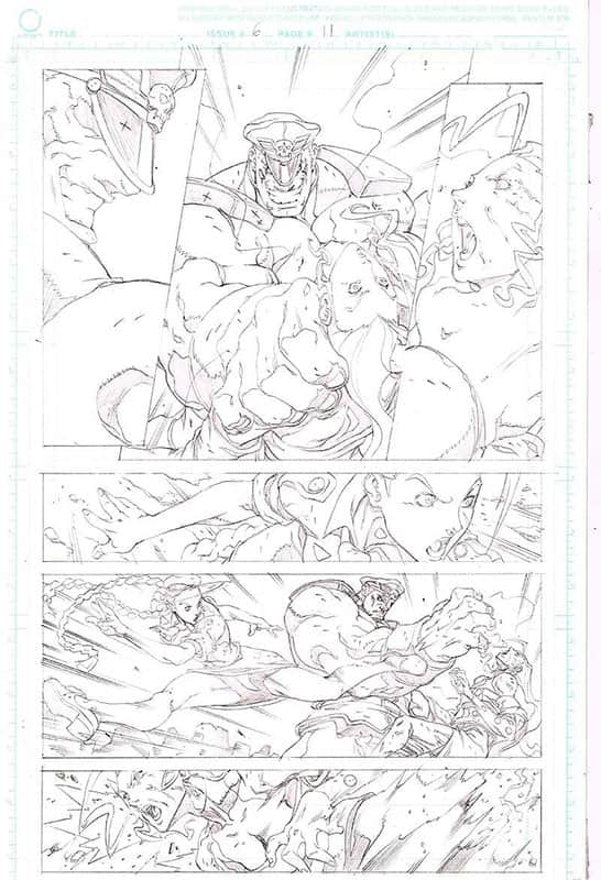 Street Fighter II # 6 pg11
