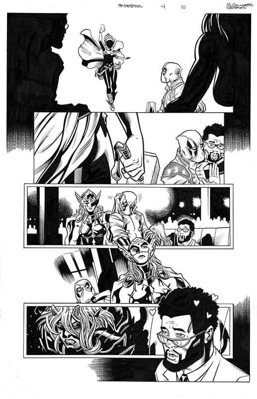 Spider-Man / DeadPool # 4 pg10