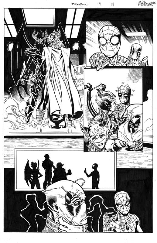 Spider-Man / DeadPool # 4 pg12