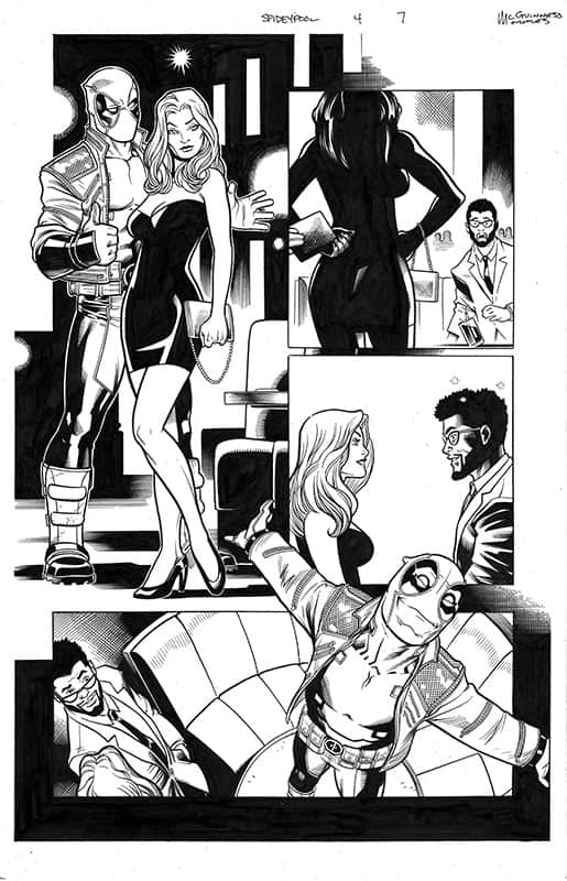 Spider-Man / DeadPool # 4 pg 7