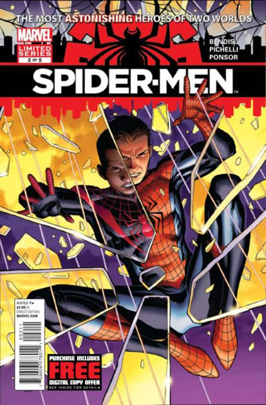 Spidermen # 2D