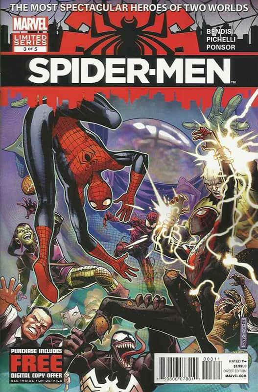 Spidermen # 3