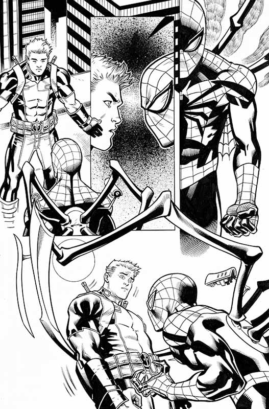 Spider-Man / Deadpool #17 pg 6