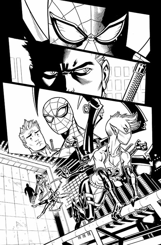 Spider-Man / Deadpool #17 pg 7