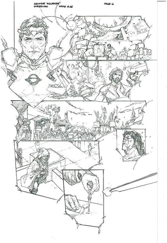 Superman #25 pg 6