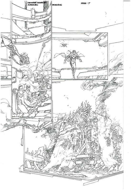 Superman #25 pg 7