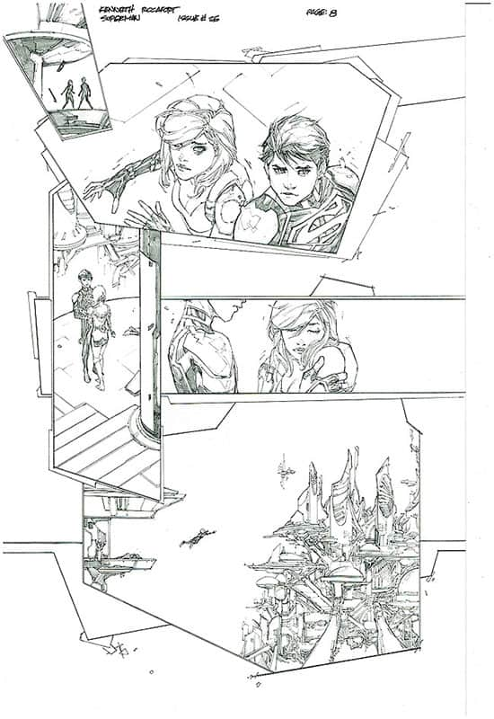 Superman #25 pg 8