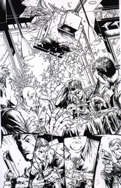 Darkness & Superman #1 pg  2
