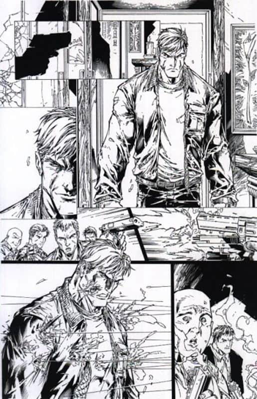 Darkness & Superman #1 pg  3