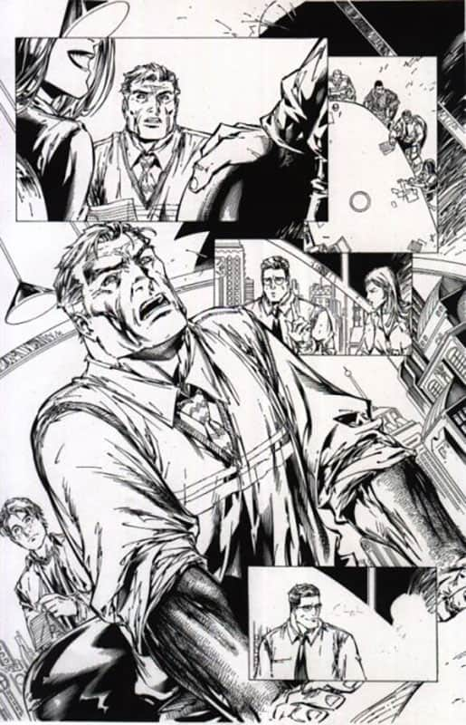 Darkness & Superman #1 pg  9