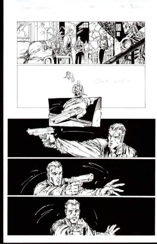 Darkness & Superman #2 pg 10