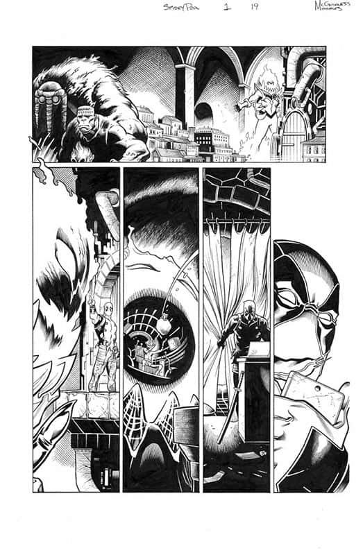 Spider-Man / DeadPool # 1 pg19
