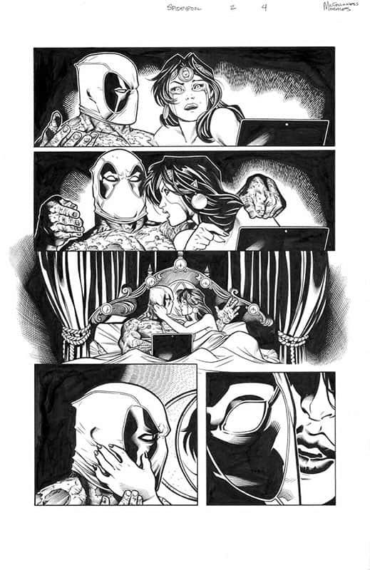 Spider-Man / DeadPool # 2 pg 4