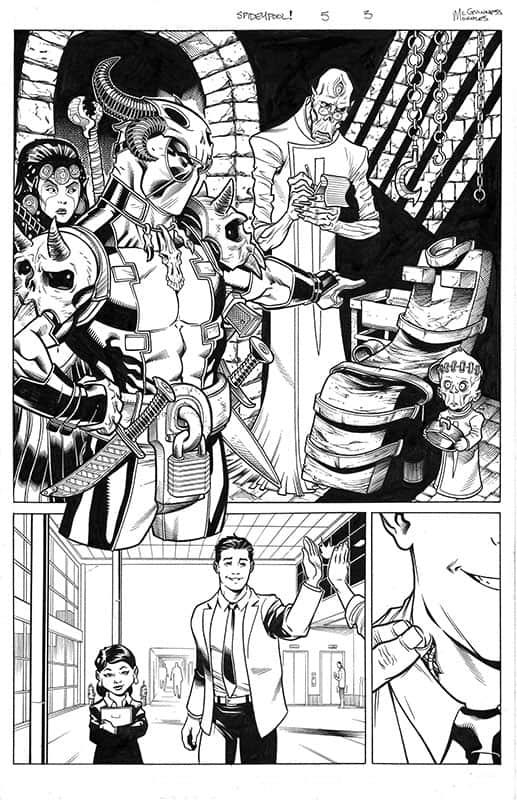 Spider-man / Deadpool # 5 pg 3