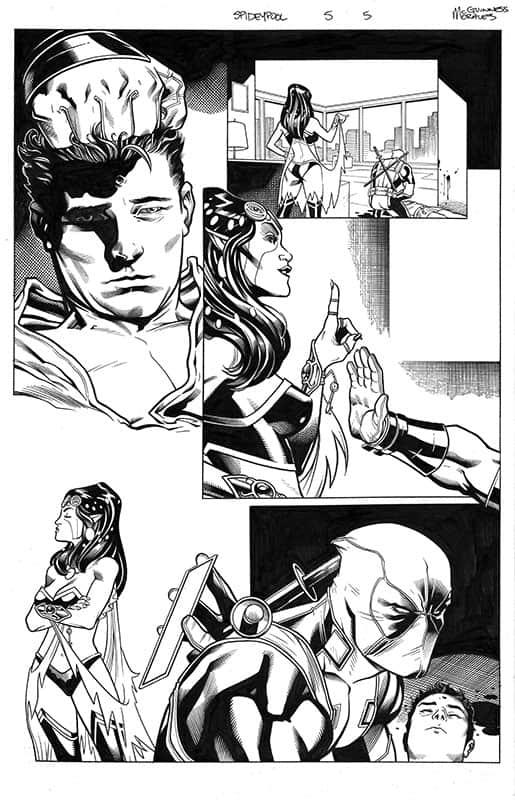 Spider-man / Deadpool # 5 pg 5
