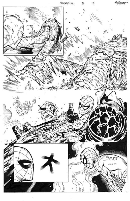 Spider-man / Deadpool # 5 pg15