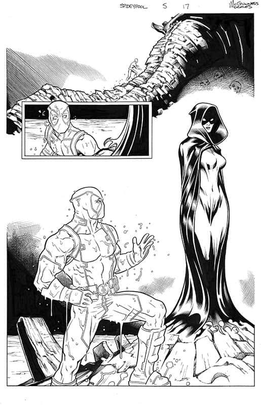 Spider-man / Deadpool # 5 pg17