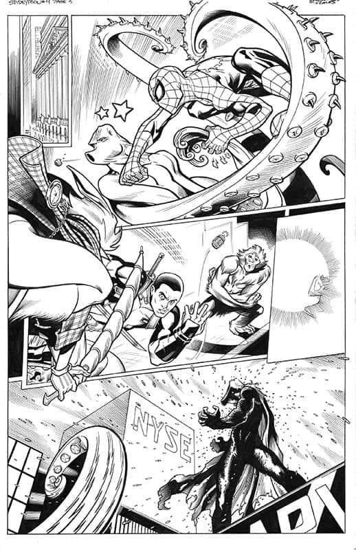 Spider-man / Deadpool # 9 pg 5
