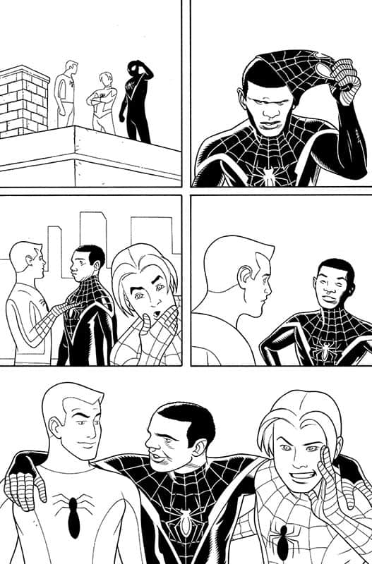 Spiderverse Team Up # 2 pg10
