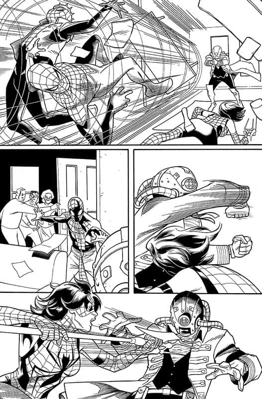 Spiderverse Team Up # 3 pg 5