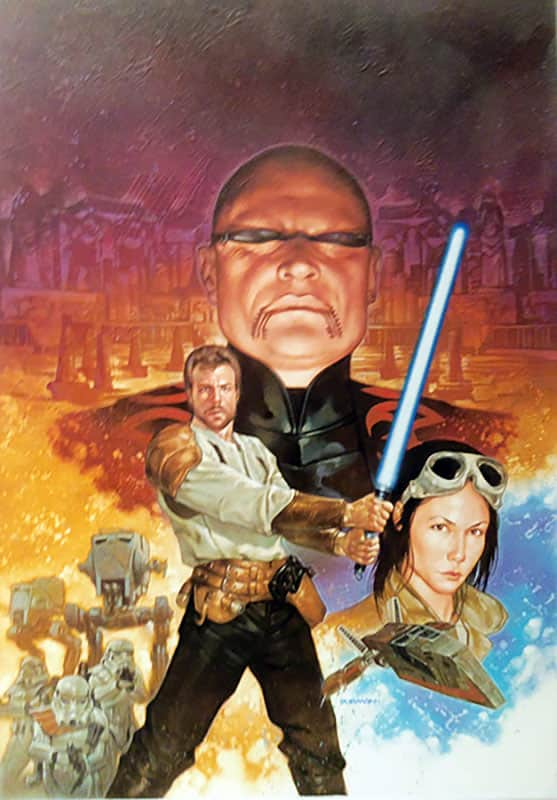 Star Wars Dark Forces Jedi Knight HC