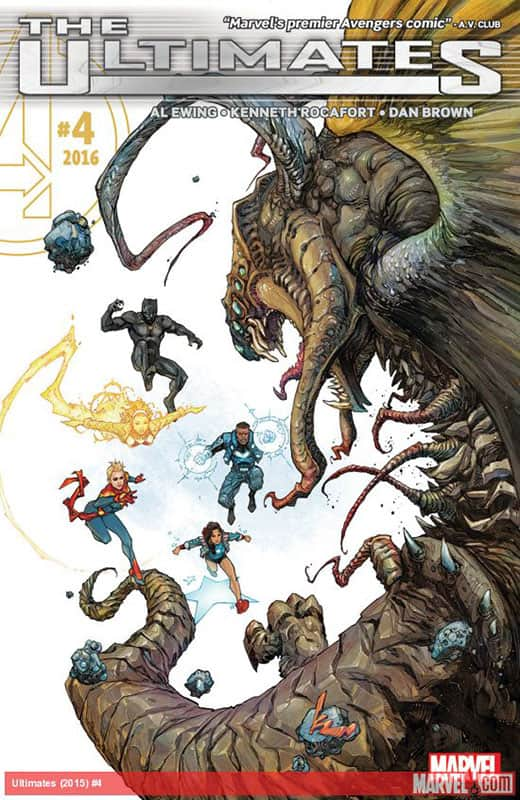 Ultimates # 4