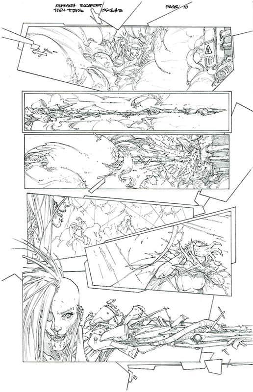 Teen Titans # 3 pg10
