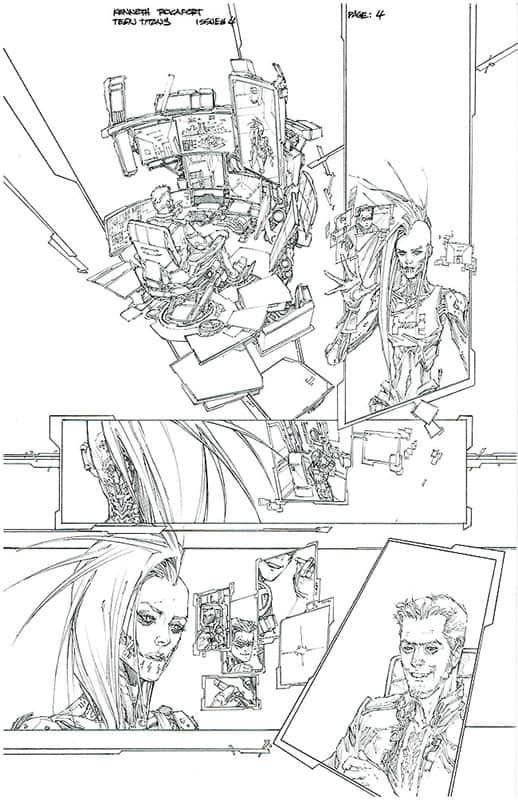 Teen Titans # 4 pg 4