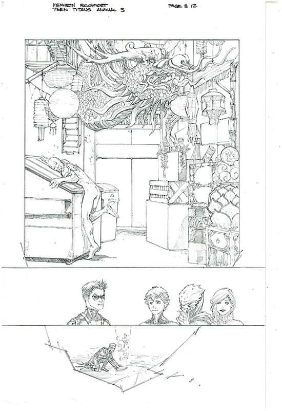 Teen Titans Annual #3 pg12