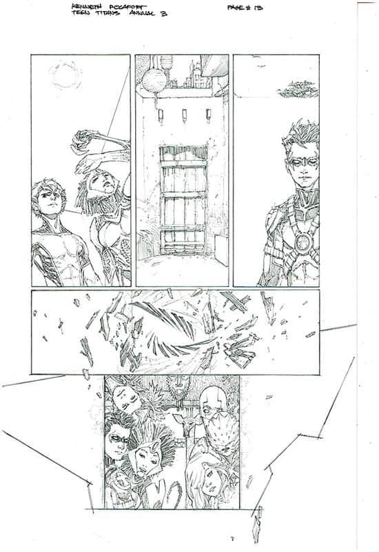 Teen Titans Annual #3 pg13