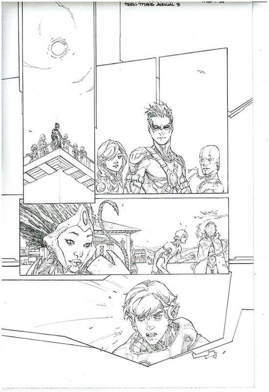 Teen Titans Annual #3 pg21
