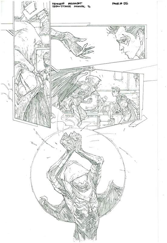 Teen Titans Annual #3 pg26