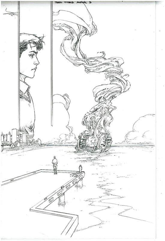 Teen Titans Annual #3 pg 4