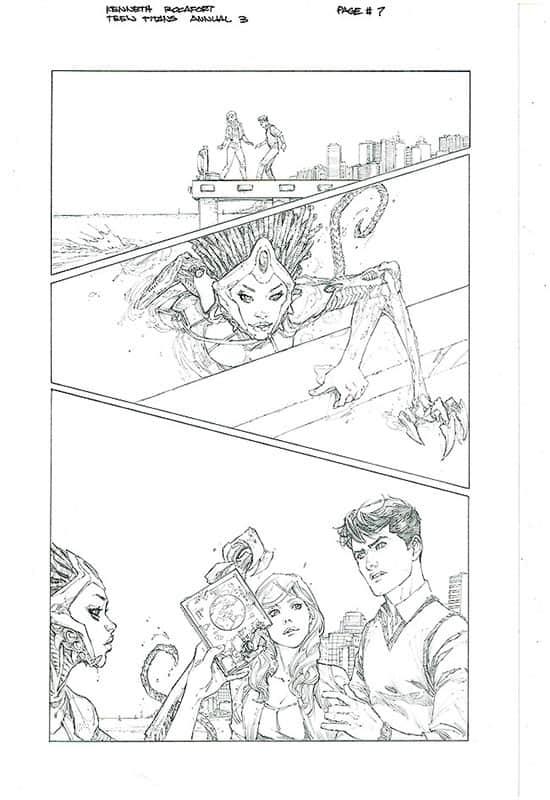 Teen Titans Annual #3 pg 7