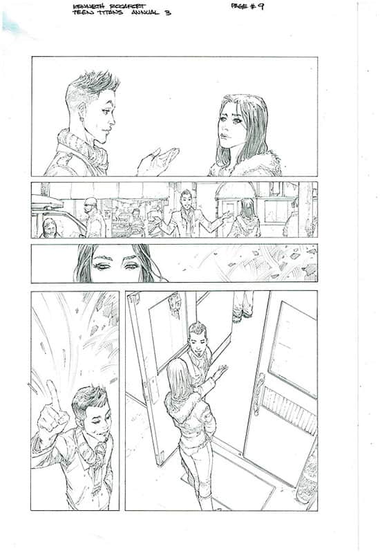 Teen Titans Annual #3 pg 9
