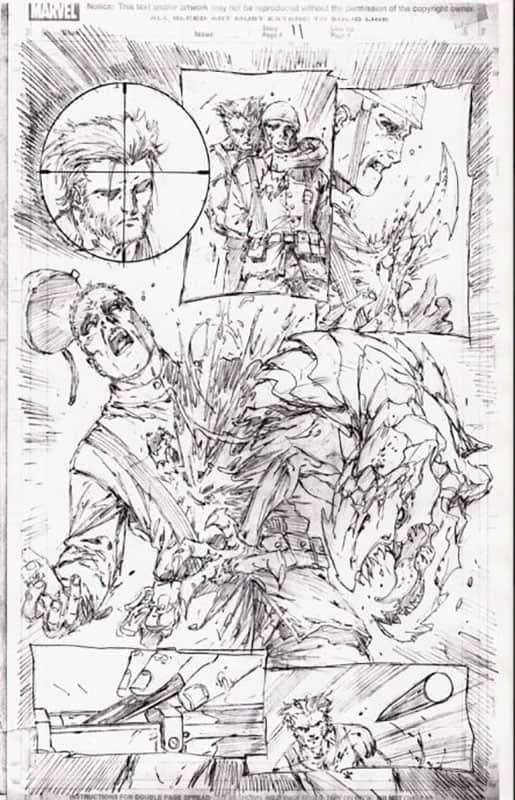 Darkness & Wolverine #1 pg 11