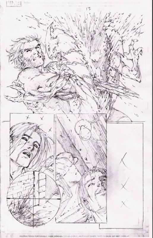Darkness & Wolverine #1 pg 13
