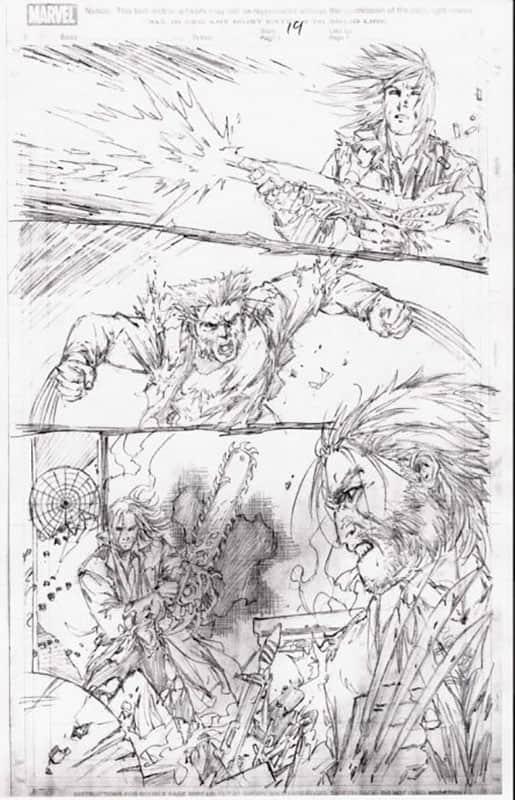 Darkness & Wolverine #1 pg 14
