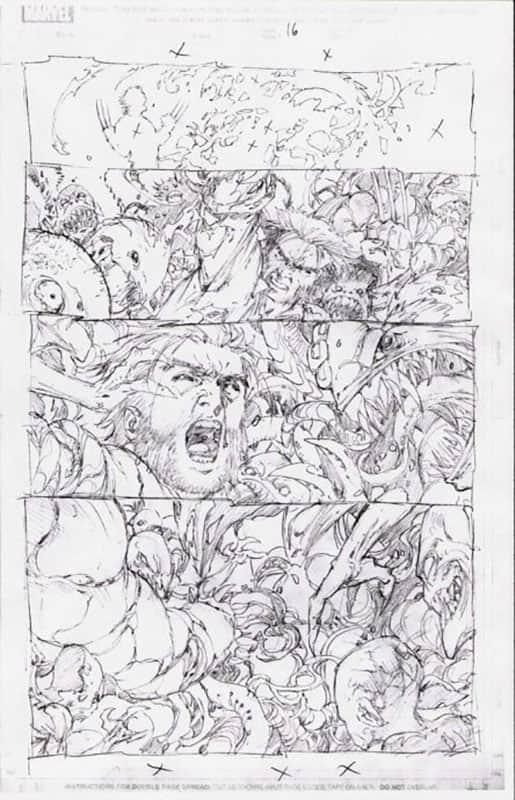 Darkness & Wolverine #1 pg 16
