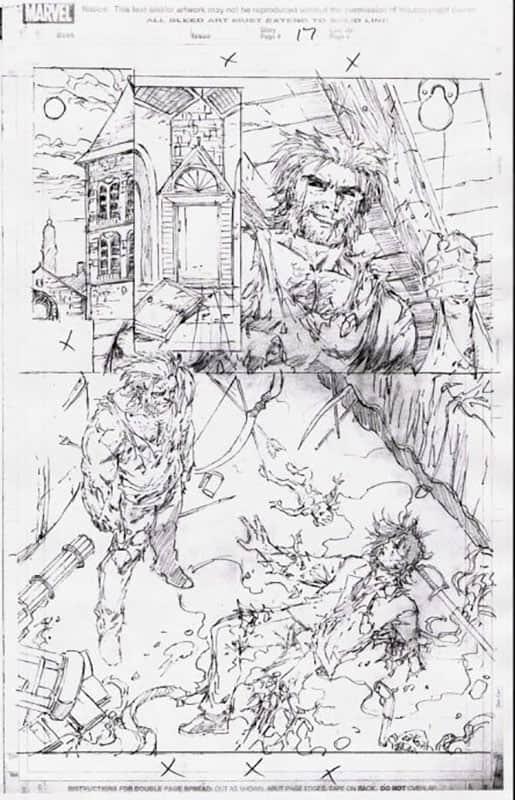 Darkness & Wolverine #1 pg 17