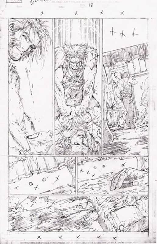 Darkness & Wolverine #1 pg 18