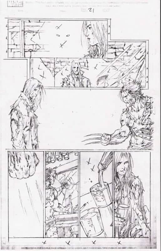 Darkness & Wolverine #1 pg 21