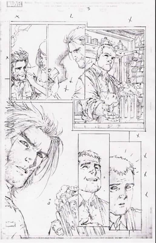Darkness & Wolverine #1 pg  3