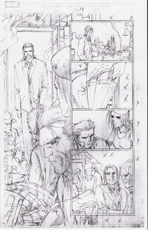 Darkness & Wolverine #1 pg  4