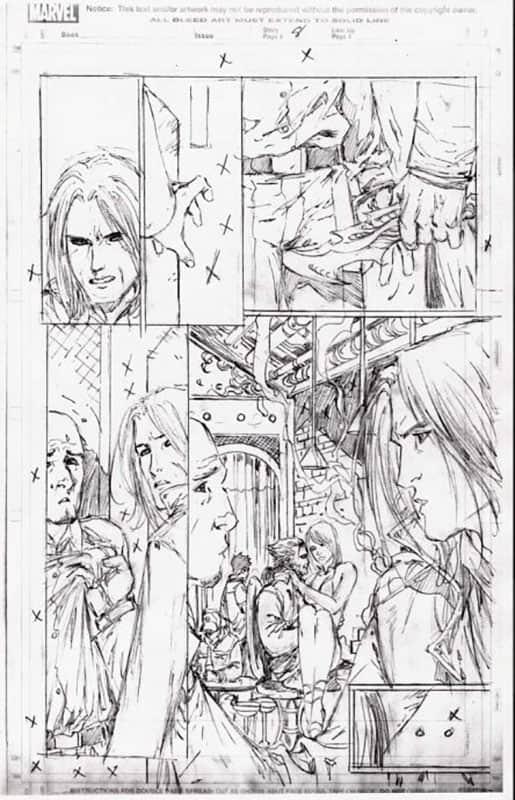Darkness & Wolverine #1 pg  8